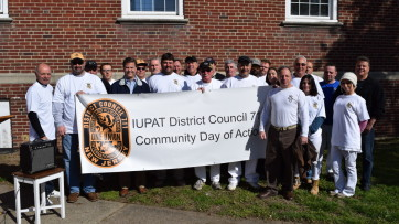 IUPAT DC 711 Community Day of Action